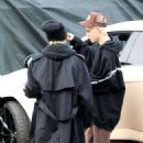 Hailey and Justin Bieber – Shopping at Mr. Jingle's Christmas Trees in Los Angeles