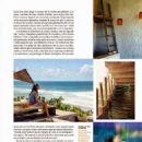 Renata Kuerten - Conde Nast Traveler Magazine Pictorial [Spain] (January 2015) - 454 x 607