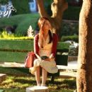 Pictures from the first episode of Love Rain 2012