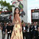 Miriam Candurro – 'Roma' Premiere at 2018 Venice International Film Festival in Venice - 454 x 681