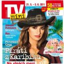 Penélope Cruz - TV Mini Magazine Cover [Czech Republic] (21 May 2011)