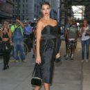 Adriana Lima Attends the 4th Annual Fashion Media Awards at Park Hyatt - 454 x 609