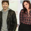 Jessica Sutta and James Blunt