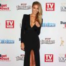 Jennifer Hawkins 57th Annual Logie Awards At Crown Palladium In Melbourne