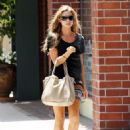 Denise Richards Out And About In Beverly Hills 6/18/10