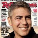 George Clooney Talks Stacy Keibler's Saucy Tweets