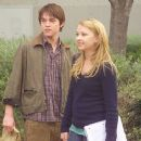 Jesse McCartney and Elisabeth Harnois