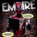Deadpool - Empire Magazine Pictorial [United Kingdom] (February 2016) - 454 x 597