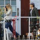 Gwyneth Paltrow is spotted out and about with her boytoy at the Brentwood Market Brentwood, California on December 10, 2016 - 454 x 445