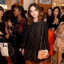 Jenna-Louise Coleman – Bvlgari Corner Shop Launch at Selfridges in London - 454 x 682