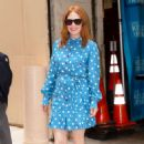 Julianne Moore – Arrives at Kelly And Ryan show in New York City - 454 x 699