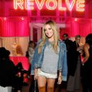 Ashley Tisdale: attends the REVOLVE Pop-Up Launch Party at The Grove