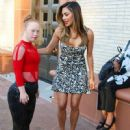 Nicole Scherzinger Arrives at the Special Olympics Celebrity Dance Challenge held at The Wallis Annenberg Center for the Performing Arts Beverly Hills Ca July 31,2015 - 450 x 600