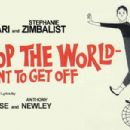 ANTHONY NEWLEY , 1962 LP OF, STOP THE WORLD - I WANT TO GET OFF