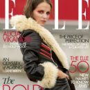 Alicia Vikander – Elle Magazine (October 2020)