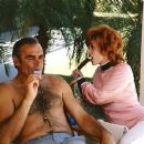 Sean Connery and Jill St. John - 454 x 377