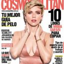 Scarlett Johansson - Cosmopolitan Magazine Cover [Spain] (May 2016)