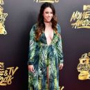 Jillian Rose Reed – 2017 MTV Movie And TV Awards in Los Angeles - 454 x 681