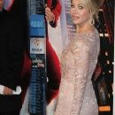 Christina Applegate goes for full-length glamour in baby pink gown at Anchorman 2 premiere - 364 x 840