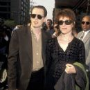 Jo Andres and Steve Buscemi - 454 x 562
