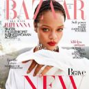 Rihanna - Harper's Bazaar Magazine Cover [United Kingdom] (September 2020)