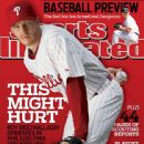 Roy Halladay - Sports Illustrated Magazine Cover [United States] (3 April 2010)