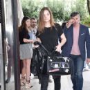 Barbara Palvin at Hotel Martinez in Cannes