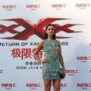 Nina Dobrev – 'xXx: Return Of Xander Cage' Premiere in Beijing February 9, 2017 - 454 x 681