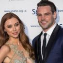 Ben Foden and Una Healy  -  Publicity - 454 x 324