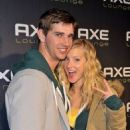 Heather Morris and Taylor Hubbell