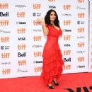 Salma Hayek – 'The Hummingbird Project' Premiere – 2018 Toronto International Film Festival