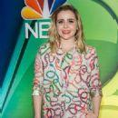 Mae Whitman – 2018 NBC NY Midseason Press Junket in NYC - 454 x 653