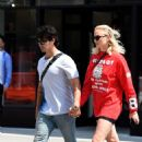 Sophie Turner and Joe Jonas – Out in Manhattan