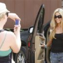 Denise Richards At Cross Creek With Her Family, August 28 2009