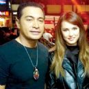 Cesar Montano and Maria Ozawa