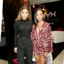 Chantel Jeffries attends the NYX Cosmetics VIP lounge during BeautyCon LA! at The Reef on July 11, 2015 in Los Angeles, California
