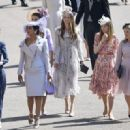Priyanka Chopra and  Abigail Spencer :  Prince Harry Marries Ms. Meghan Markle - Windsor Castle - 454 x 320