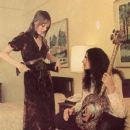 Shelley Duvall and Bernard Sampson - 380 x 400
