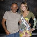 Tami Farrell - Miss California - Modelling Ed Hardy Outfits 9/22