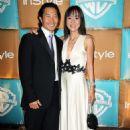 Yunjin Kim - In Style And Warner Bros Studios Golden Globe