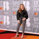 Natalie Dormer attends The BRIT Awards 2019 held at The O2 Arena on February 20, 2019 in London, England - 454 x 297