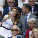 Geri Halliwell – Wimbledon Tennis Championships 2019 in London - 454 x 339