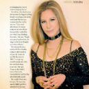Barbra Streisand - Candis Magazine Pictorial [United Kingdom] (March 2015)