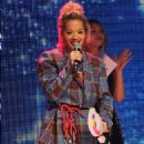 Rita Ora – Performs at 2018 Global Awards in London