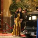 Keira Knightley – Filming For the Movie 'The Aftermath' in Prague, Czech Republic 1/16/ 2017 - 454 x 303