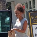 Christina Milian – Out shopping in Studio City