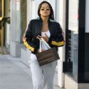 Michelle Rodriguez – Shopping candids at Morgenthal Frederics In Beverly Hills - 454 x 681