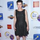 Pauley Perrette is seen attending Shane's Inspiration's 15th Annual Gala at The Globe Theatre - 450 x 600