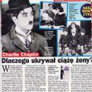 Charlie Chaplin - Zycie na goraco Magazine Pictorial [Poland] (14 July 2016) - 454 x 642