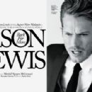 Jason Lewis August Man Magazine Pictorial June 2010 - 454 x 297